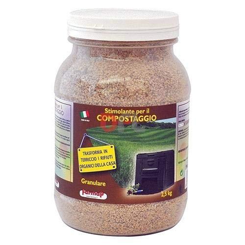 Compostbak composteerder versnellingsregelaar 2,5 kg