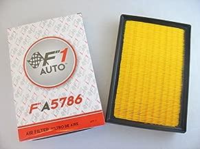 F1AUTO FA5786 FLAT PANEL ENGINE AIR FILTER