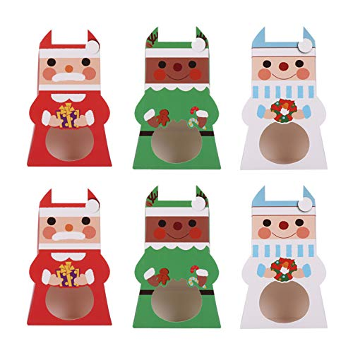 Caja Navidad Galletas  marca HEALLILY