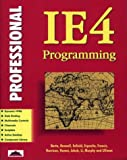 Professional Ie4 Programming