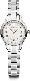 Victorinox Alliance XS, White dial, Stainless Steel Bracelet