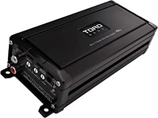 $149 » TORO TECH – MR3, 2000 Watts MAX – 800 Watts x 1 RMS 1Ω Stable Micro Sized Monoblock Car Amplifier Sound Quality Class D De...