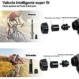 Zoom IMG-1 diyife pompa bicicletta nuova versione
