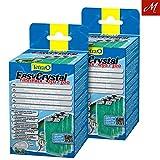 Tetra FilterPack Set 2X EasyCrystal C250/300 mit Aktivkohle