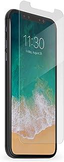 BodyGuardz - Pure Glass Screen Protector, Ultra-Thin Tempered Glass Screen Protector for iPhone X/iPhone Xs