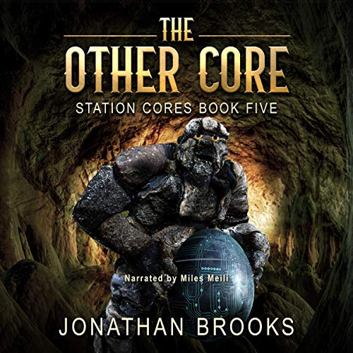 The Other Core: A Dungeon Core Epic cover art