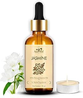 Ayusheal Pure Jasmine Essential Oil 100% Pure & Natural 30 ML (jasmine)