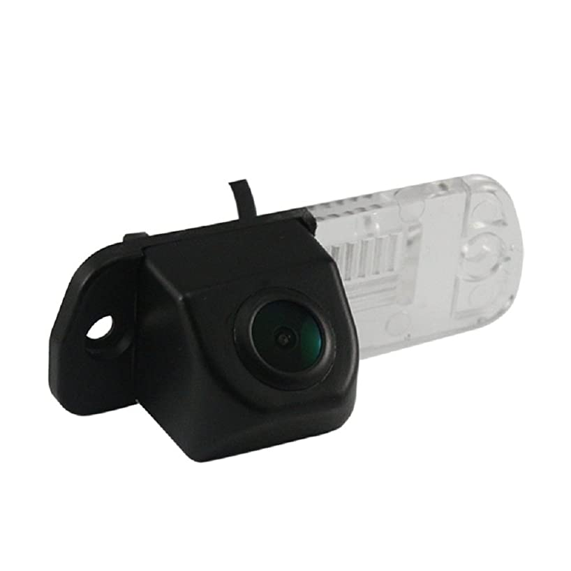 Reversing Vehicle-Specific Camera Integrated in Number Plate Light License Rear View Backup camera for MB R Class W251 R300 ML Class R63 GL350 ML350 X164