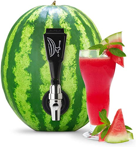 Watermelon Keg Kit- Serve Refreshing Beverages Out of a Melon.