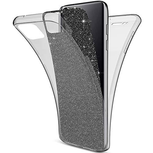 Herbests Lederen Hoesje voor iPhone 11 Pro 5.8, iPhone 11 Pro 5.8, Zwart