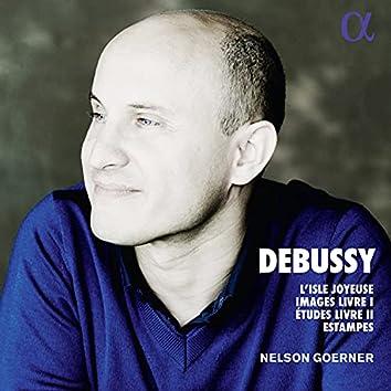 Debussy: L'isle joyeuse, Images Livre I, Études Livre II & Estampes