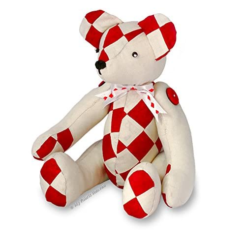 graphic relating to Teddy Bear Sewing Pattern Free Printable identify Memory Undertake Sewing Practice: .british isles