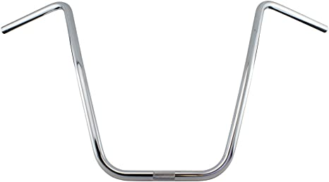 Multiple Sizes and Colors Alta Ape-Hangers Bicycle 22.2mm Handle Bars