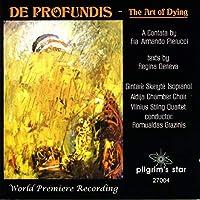 De Profundis: the Art of Dying
