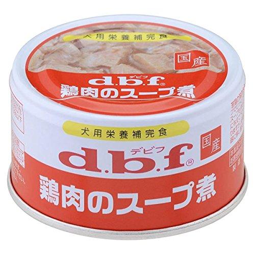 (まとめ)デビフ 鶏肉のスープ煮85g 【犬用 フード】【ペット用品】【×24セット】 ホビー エトセトラ ペット 犬 ドッグフード [並行輸入品]