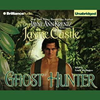 Ghost Hunter                   Written by:                                                                                                                                 Jayne Castle                               Narrated by:                                                                                                                                 Laural Merlington                      Length: 9 hrs and 18 mins     Not rated yet     Overall 0.0