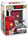 Hellboy Pop! Comics Vinyl Figura