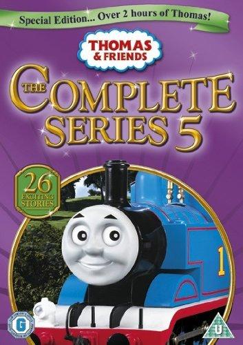 Thomas & Friends - The Complete Series 5 [Reino Unido] [DVD]