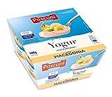 Pascual - Yogur Original, Sabor Macedonia, 4 x 125 gr