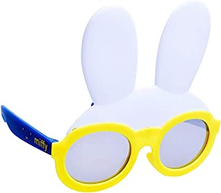 Sun-Staches Officially Licensed Big Tent Miffy Face