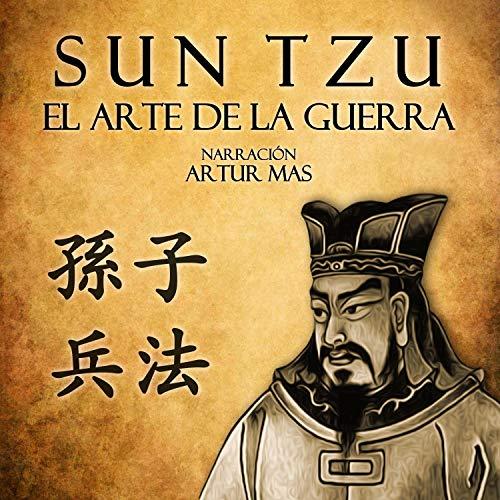 Diseño de la portada del título El Arte de la Guerra