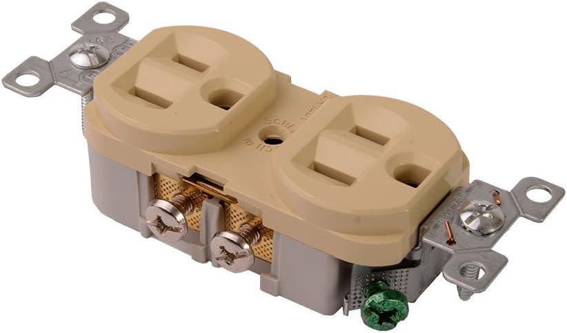 Now on sale Diversitech ED270-I Receptacle 2 Sale Special Price 15A-125V Duplex