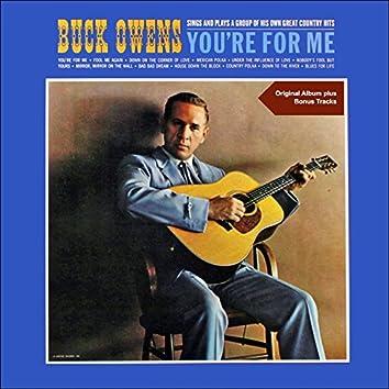 You're for Me (Original Album with Bonus Tracks)