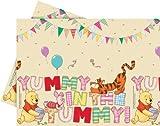 Disney Winnie the Pooh Alphabet Tischdecke Kinderg