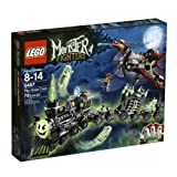 LEGO Monster Fighters 9467 - Il treno fantasma