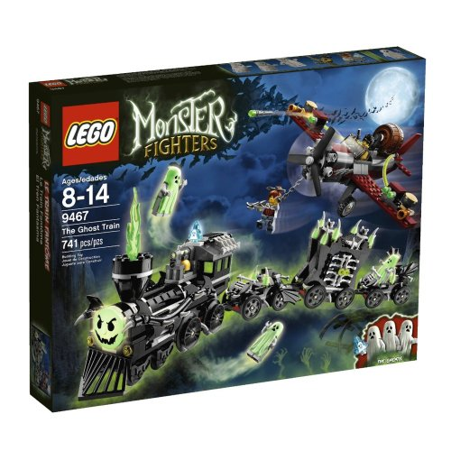 Lego Monster Fighters - The...