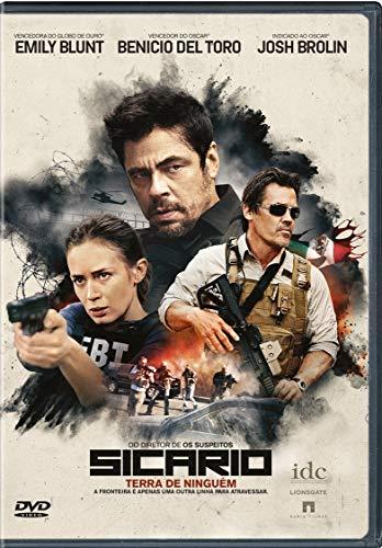 Sicario: Terra De Ninguém [DVD]