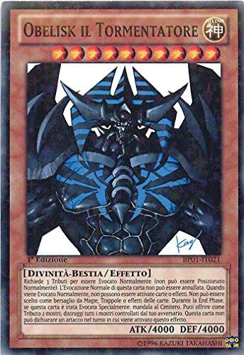 YU-GI-OH! - BP01-IT021 - Obelisk Il Tormentatore - Battle Pack : Alba Epica - Unlimited Edition - Rara