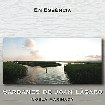 En Essència Sardanes De Joan Làzaro