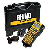 DYMO - Rhino 5200 Industrial Label Maker Kit, 5 Lines
