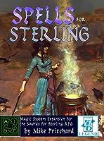 Spells for Sterling (Casewrap Hardcover)