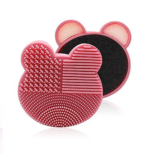 Lovely Bear WW-233 Brosse de nettoyage universelle pour pinceaux de maquillage