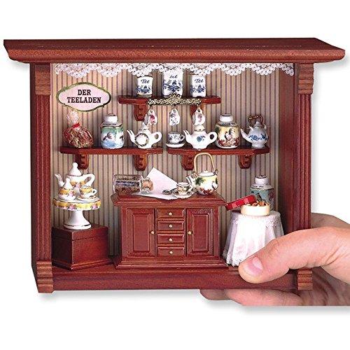M.W. Reutter - Room Box Tea Shop