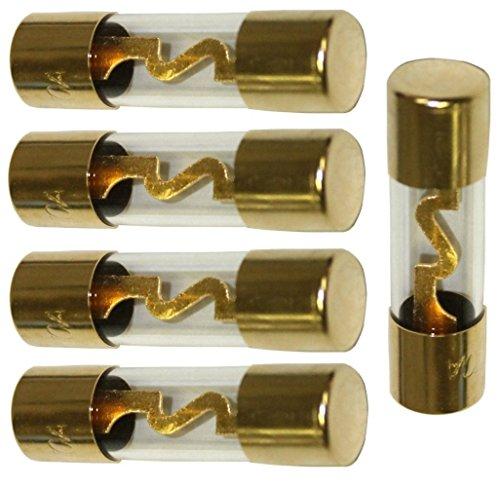 AERZETIX 5 Stück Sicherungen AGU Verstärker für auto Car Verstärker sub C1499 80A