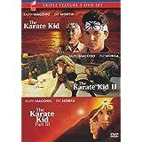 The Karate Kid/The Karate Kid 2 / The Karate Kid 3 (Triple Feature 3-DVD Set)【DVD】 [並行輸入品]