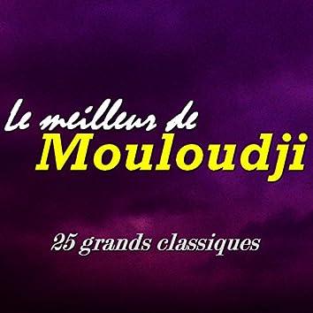 Le meilleur de Mouloudji (25 grands classiques)