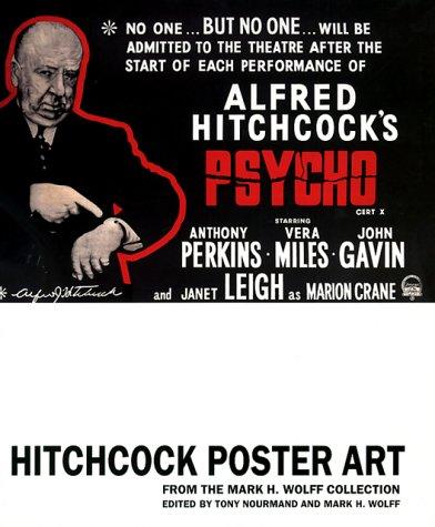 Hitchcock Poster Art