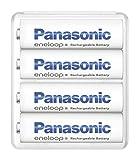パナソニック エネループ 単3形充電池 4本パック スタンダードモデル BK-3MCC 4C