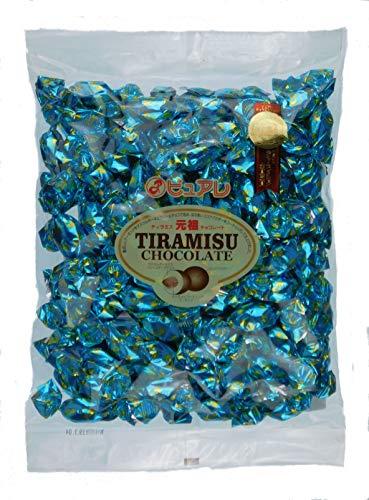 ピュアレ元祖ティラミスチョコレート500g