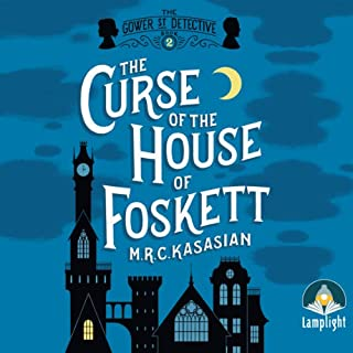 The Curse of the House of Foskett Titelbild