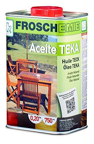 Aceite de teca 112 Teca 5 litros