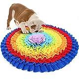 G.C Alfombra Olfativa Perros, Juguete Interactivo Inteligencia Perro, Lavable a Máquina Alimentación de Mascotas Colchon Para Cachorro de Perros Pequeños Medianos y Grandes