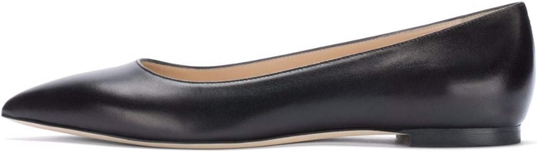 Women Flats Pointed Toe 4 Seasons Flat shoes