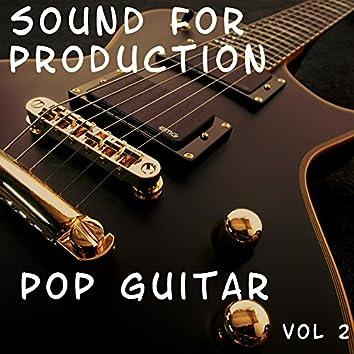 Sound for Production: Pop Guitar, Vol. 2