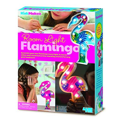 4M 404743 Flamingo kamerlamp, gemengd