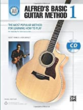 By Morty Manus - Alfred's Basic Guitar Method, Bk 1: The Most Popular Method for Learning How to Play, Book and Enhanced C...